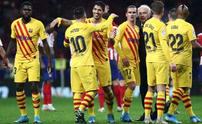 Atletico Madrid Vs Barcelona 2019 La Liga Odds Game Preview