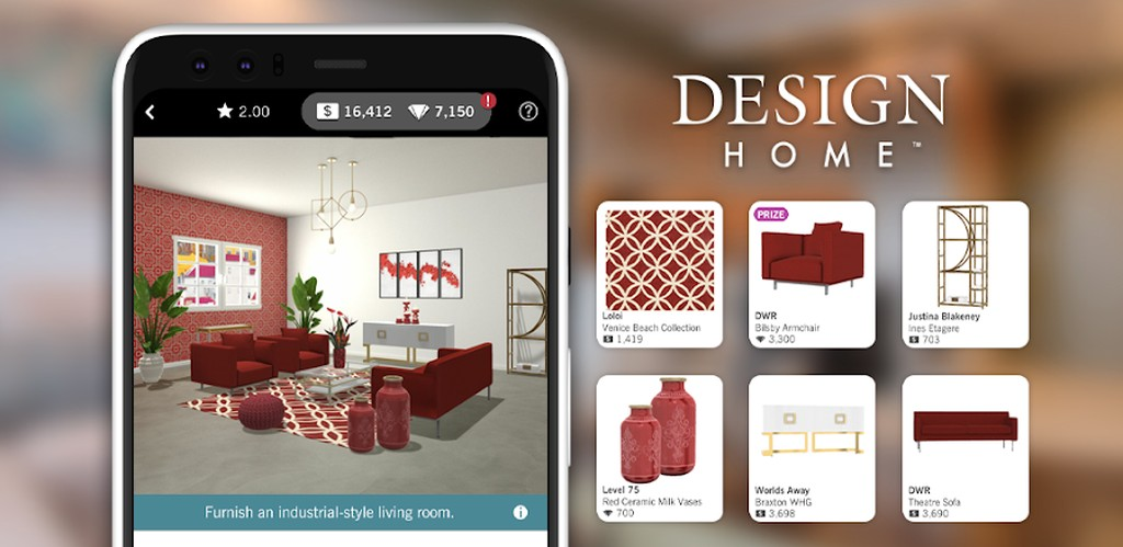 ORIGINAL] Design Home: House Makeover 1.48.016 Apk + Mod for ...