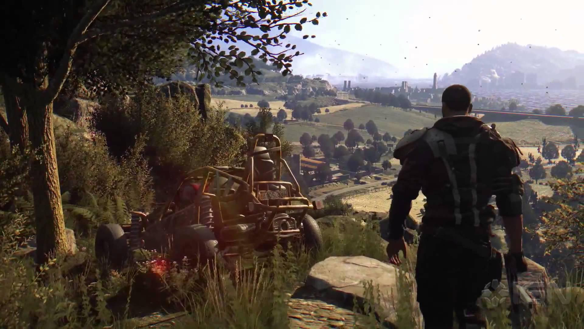 Dying Light The Following Review  Geoliede zombiekilling