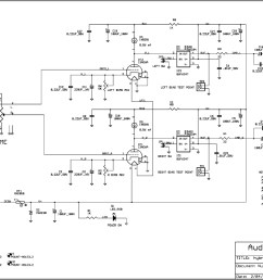 build a low voltage tube hybrid headphone line amp audioxpress hybrid headphone amplifier circuit diagram [ 1200 x 799 Pixel ]