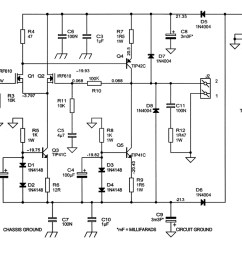 new electronic fractional frequency power amplifier circuit diagram a solid state single ended power amp audioxpress [ 1200 x 676 Pixel ]