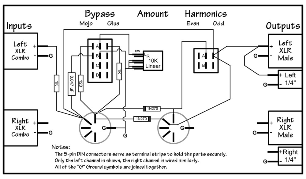 medium resolution of build the mojo maestro audioxpress wiring diagram design help pro audio recording forums