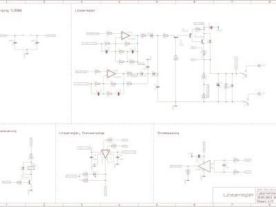 Laboratory Power Supply with Switch Mode Pre-Regulator