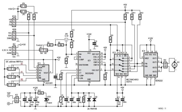 Wiring Manual PDF: 12 Volt Potentiometer Wiring Diagram