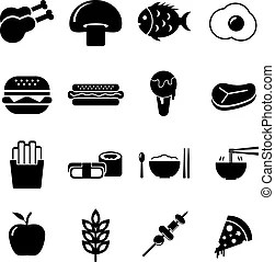 Food processing plant Clipart and Stock Illustrations