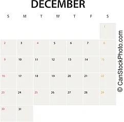 Calendar template Vector Clipart Illustrations. 68,021