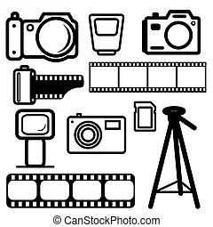 Camera flash Clip Art and Stock Illustrations. 26,686