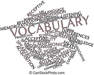 Vocabulary Illustrations and Clipart. 10,565 Vocabulary