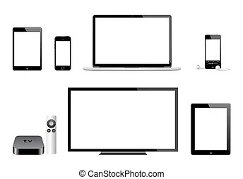 Ipad Clipart and Stock Illustrations. 1,849 Ipad vector