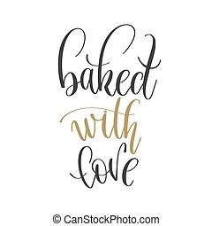 Download Baked with love Clipart Vector Graphics. 3,802 Baked with ...