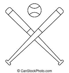 Softball player throwing with ball. Softball player