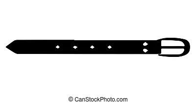 Baggage on conveyor belt icon. Baggage on conveyor belt at