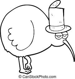 Kiwi bird Vector Clip Art EPS Images. 410 Kiwi bird
