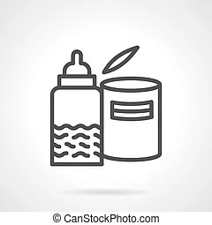 Infant formula Illustrations and Clip Art. 252 Infant