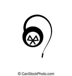 Wireless headphones Illustrations and Clipart. 2,202
