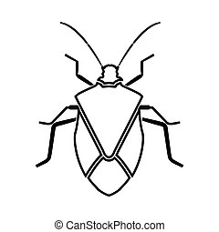 Stink bug Illustrations and Clipart. 62 Stink bug royalty