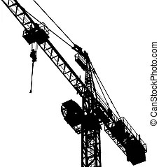 Crane Stock Illustration Images. 23,172 Crane