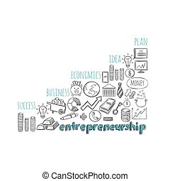 Entrepreneurship Illustrations and Clip Art. 1,424