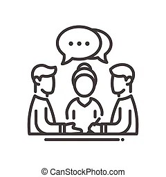 Conference call Vector Clipart EPS Images. 2,655