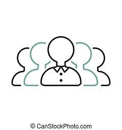 Teambuilding Vector Clipart Illustrations. 215