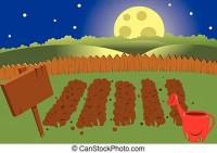 Vegetable garden Clipart Vector Graphics. 19,150 Vegetable ...