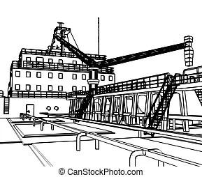 Tanker Illustrations and Stock Art. 29,419 Tanker