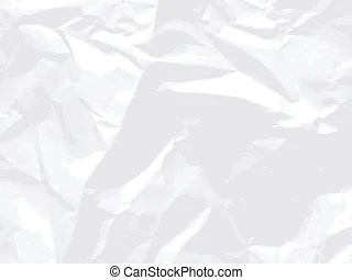 Crumpled paper Vector Clipart EPS Images 10312 Crumpled