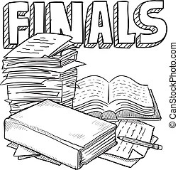 Exam Illustrations and Clipart. 41,118 Exam royalty free