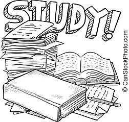 Studying Illustrations and Clipart. 179,168 Studying