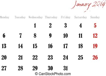 Month january Vector Clipart EPS Images. 5,075 Month