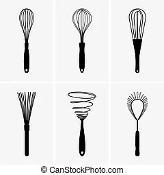 Whisk Vector Clipart Royalty Free. 11,295 Whisk clip art
