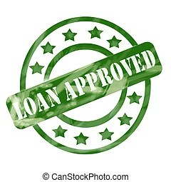 loans illustrations and clipart