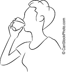 Drinking Illustrations and Clip Art. 289,847 Drinking