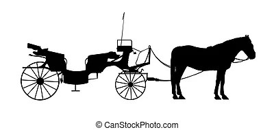 Horse drawn carriage Illustrations and Clip Art. 260 Horse