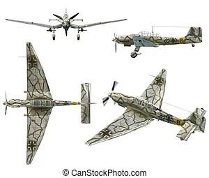 illustrations de blitzkrieg. 14