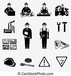 Electrical engineering Vector Clipart EPS Images. 4,600