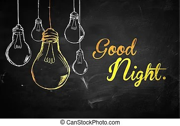 good night clip art and stock illustrations