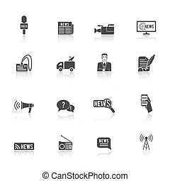 Reporter Illustrations and Clip Art. 5,422 Reporter