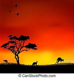 Outback Archivi di illustrazioni e clipart 1052 Outback