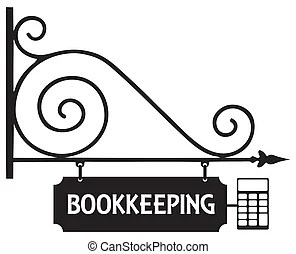 Bookkeeping Stock Illustration Images. 3,170 Bookkeeping