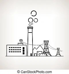 Power station Clipart Vector Graphics. 17,078 Power