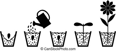 Plant growth Clipart Vector and Illustration. 67,572 Plant