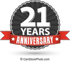 21st birthday clipart and stock