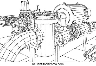 Gas condensate Vector Clip Art Illustrations. 115 Gas