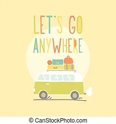 Lets go Clip Art and Stock Illustrations 599 Lets go EPS