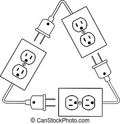 Outlet Clipart and Stock Illustrations. 6,521 Outlet