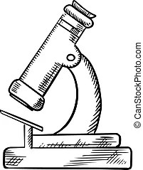 Optical microscope Illustrations and Clip Art. 1,227