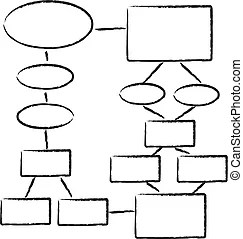 Flowchart Stock Illustrations. 9,724 Flowchart clip art