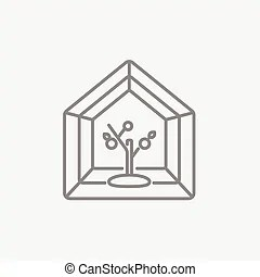 Greenhouse Illustrations and Clipart. 4,091 Greenhouse