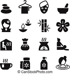 Alternative therapy Vector Clip Art EPS Images. 4,422